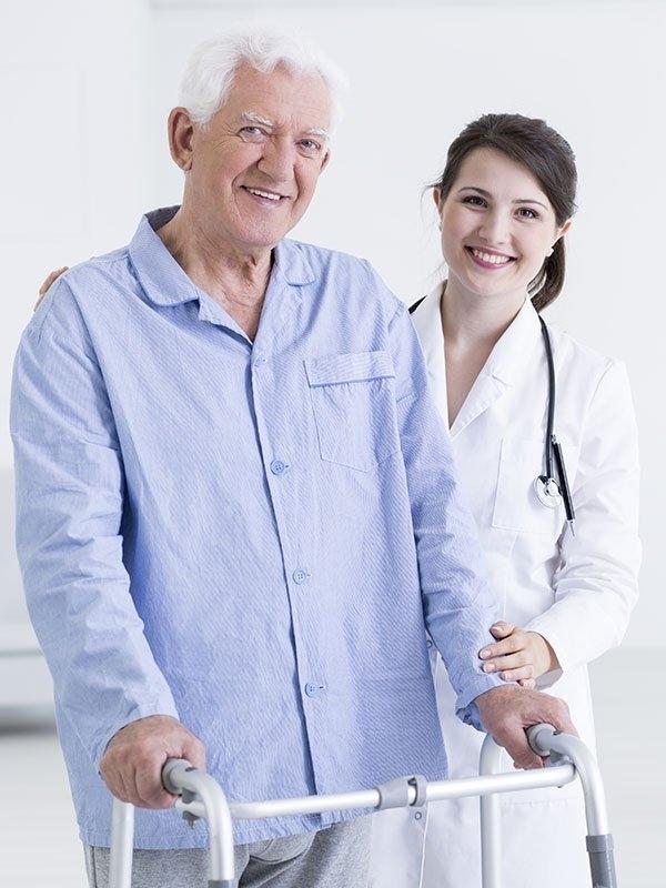 Medizin und Pflege