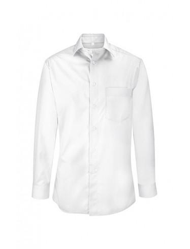 GREIFF Herren Hemd , Comfort Fit, langarm, weiß