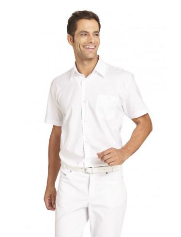 Hemd/Bluse 1/2 Arm Weiß