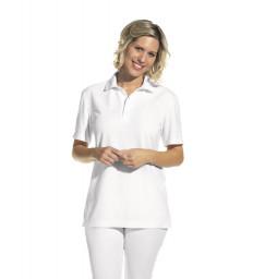 Polo-Shirt, weiß