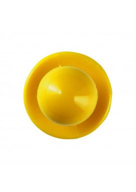 Kugelknöpfe Gelb