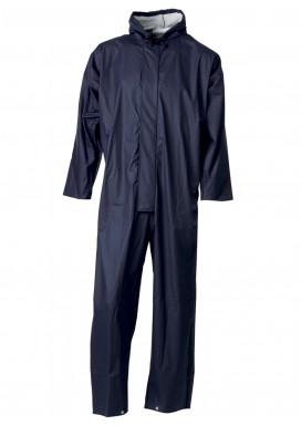 ELKA Rainwear Schutzanzug, Navy