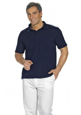 Polo-Pique-Shirt, marine