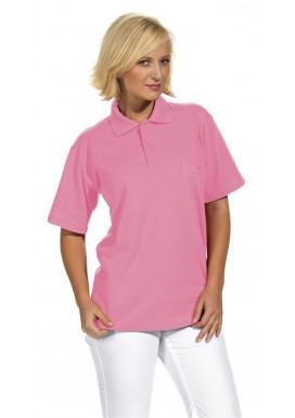 Polo-Pique-Shirt, rosa