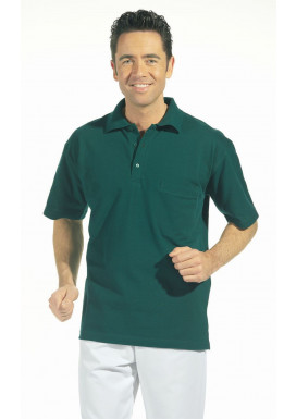 Polo-Pique-Shirt, bottle green