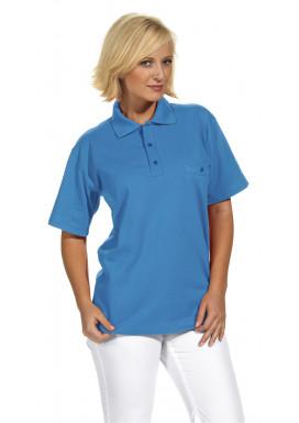 Polo-Pique-Shirt, türkis
