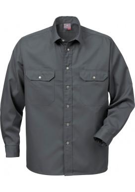 Fristads Kansas Baumwoll-Hemd, Langarm 720 BKS
