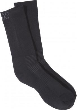 Fristads Kansas Coolmax®  Socken 928 CMS, Schwarz