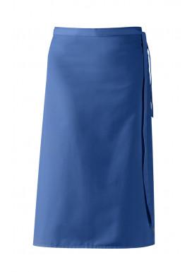"Bistroschürze ""De Luxe"" 80 x 100, königsblau"