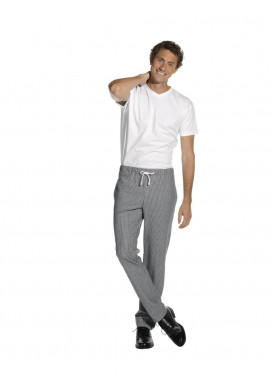 Herren Jeans kurz, weiß