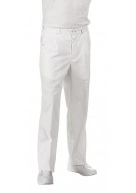 Leiber Herrenhose, Weiß