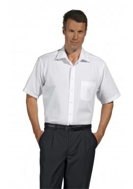 Herrenhemd 1/2 Arm weiß
