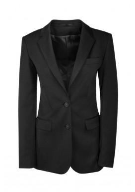 Damen-Blazer BASIC schwarz