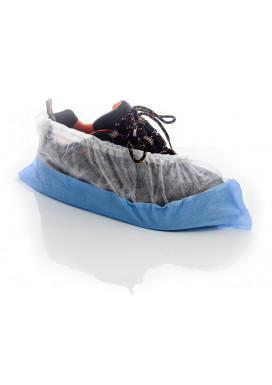 PP-16S-Schuhschutz, Antirutschsohle, 40cm