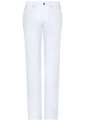 Herren-Jeans, Weiß, Cuisine Supreme