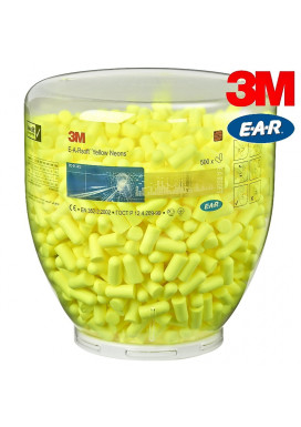 EAR SOFT Yellow Neons Refill