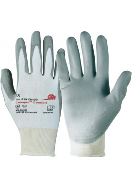 CAMAPUR COMFORT GRAU Handschuhe von KCL