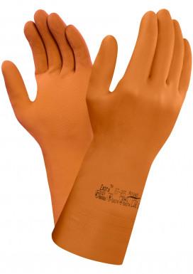 Extra™ Chemikalienschutz Handschuhe Orange