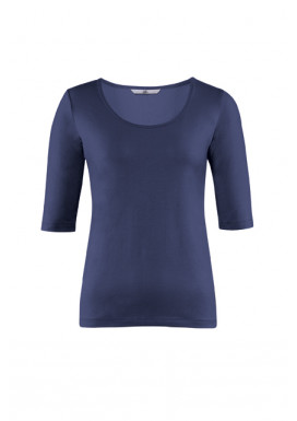 Damen-Shirt Halbarm 6680.1405.020