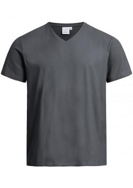 Greiff Herren Shirt Kurzarm, Anthrazit