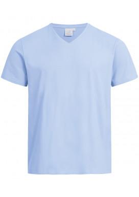 Greiff Herren Shirt Kurzarm, Bleu