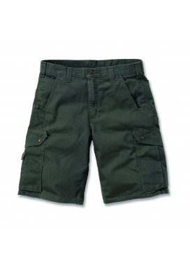 RIPSTOP WORK SHORT, Moss