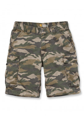 RUGGED CARGO CAMO SHORT, Rugged Khaki Camo