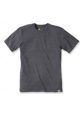 Carhartt MADDOCK NON POCKET T-SHIRT S/S Carbon Heather