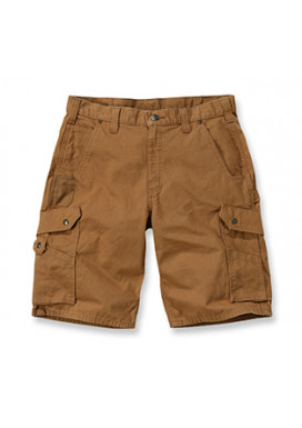 Carhartt RIPSTOP WORK SHORT Carhartt Brown