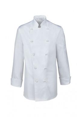 GREIFF Chefkochjacke Regular Fit, Langarm, Weiß