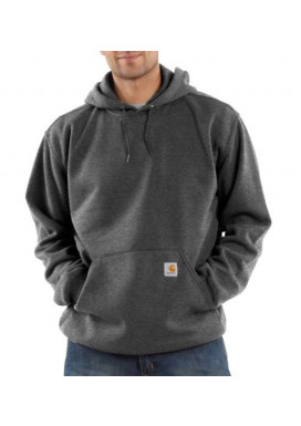 Carhartt HOODED SWEATSHIRT, Carbon Heather