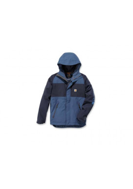 Carhartt Angler Jacket Blue/Navy