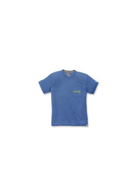 Carhartt Force Fishing Graphic T-Shirt, Federal Blue