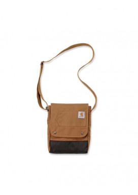 Carhartt Crossbody Bag, Braun