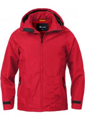 Acode Windwear Damen Regenjacke 1452, Rot