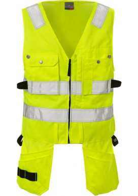 Fristads Kansas High Vis Weste, Warngelb