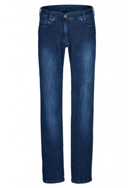 Damen Hose Blue Denim