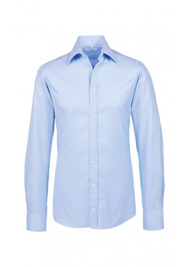 Herren Hemd Bleu