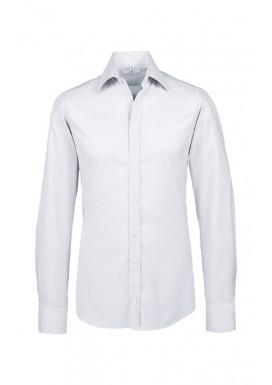 Herren Hemd Weiß