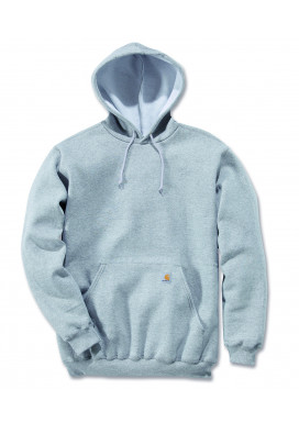 Carhartt HOODED SWEATSHIRT, Heather Grey