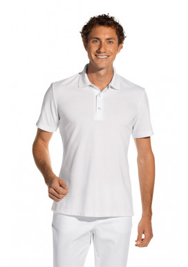 HACCP Polo-Shirt 1/2 Arm, weiß