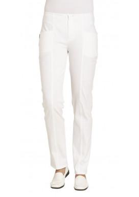 Damenhose Weiß