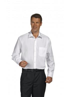Hemd/Bluse 1/1 Arm Weiß