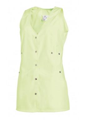 Traegerkleid hellgrün