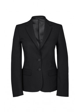 Modischer Damen Blazer Regular Fit schwarz