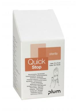 PLUM QuickStop Wundverband-Set