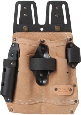 Werkzeugtasche 300 LTHR Braun