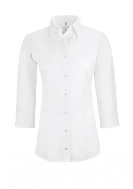 Damen-Bluse 3/4-Arm Regular Fit
