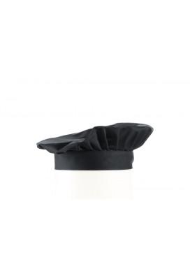 Barett-Mütze schwarz
