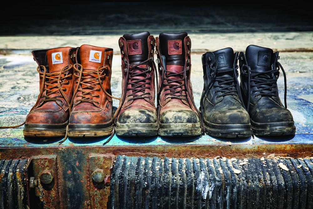 best sneakers 9c02f ba149 S1, S2 oder S3 - Welche Sicherheitsschuhe sind die Richtigen ...
